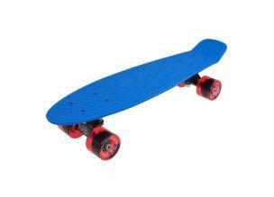 Penny Board SLV Venice 22 INCH Albastru cu Rosu