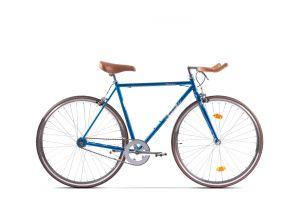 Bicicleta Pegas Clasic 2S Bullhorn B Bleu