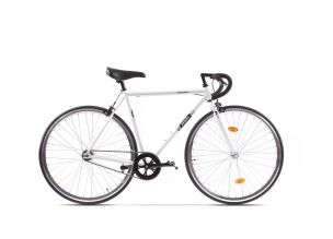 Bicicleta Pegas Clasic 2S Drop 21'' B Alb