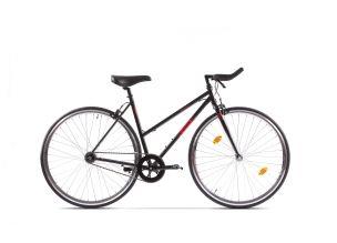 Bicicleta Pegas Clasic 2S Bullhorn 19.5'' F Negru