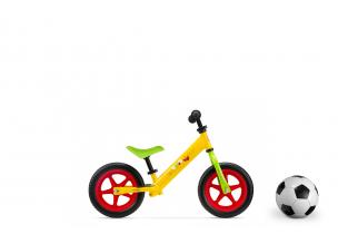 Bicicleta fara Pedale - Metal -Winnie-the-Pooh