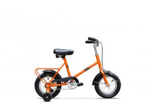 Bicicleta Pegas Soim Portocaliu Morcov