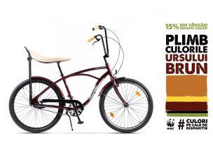 Bicicleta Pegas Strada 1 - Urs Brun (AL)