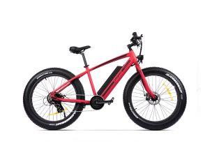 Bicicleta Pegas Suprem Dinamic E-Bike. Rosu Mat
