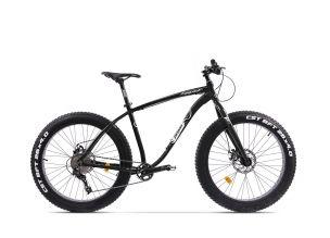 Bicicleta Pegas Suprem FX Negru Stelar
