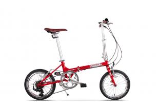 Bicicleta Pegas Teoretic Rosu Candy