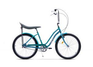 Bicicleta Pegas Strada 2 Turcoaz Mofturos (AL)