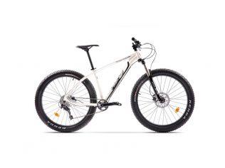 Bicicleta Pegas Drumuri Grele Pro M Alb Perlat