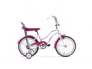 Bicicleta Pegas Mezin Alb /Mov