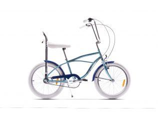 Bicicleta Pegas Strada Mini Bleu 2017