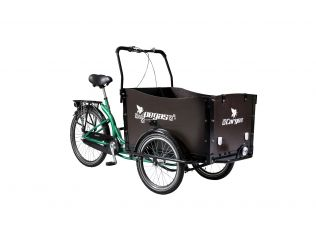 Pegas Cargo - Verde Smarald