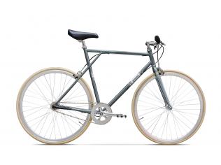Bicicleta Pegas Clasic Gri Spatial - Fixie