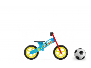 Bicicleta fara pedale - Mickey Mouse