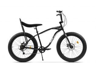 Bicicleta Pegas Cutezator EV Banana - Negru Stelar