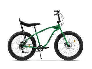 Bicicleta Pegas Cutezator EV Banana - Verde Smarald