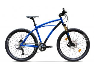 Bicicleta Pegas Drumet Albastru Mat