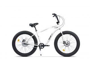 Bicicleta Pegas Cutezator EV - Alb Perlat
