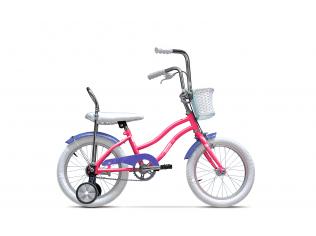 Bicicleta Pegas Mezin Roz Guma