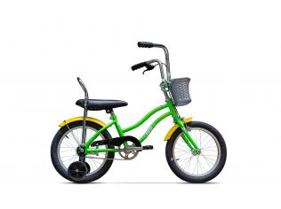 Bicicleta Pegas Mezin Verde Oac Oac
