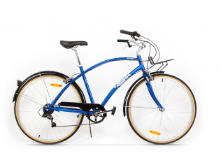 Bicicleta Pegas Popular Albastru Calator 19''