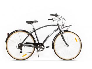 Bicicleta Pegas Popular Gri Spatial 19''