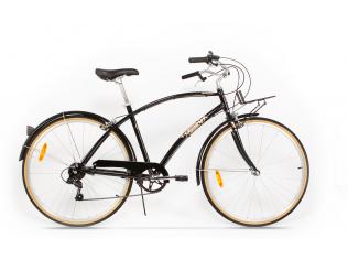 Bicicleta Pegas Popular Negru Stelar 19''