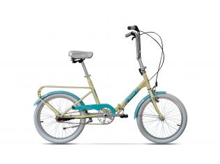Bicicleta Pegas Practic Crem Inghetata