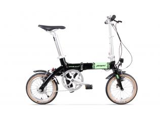 Resigilat Bicicleta Pegas Practic Dinamic E-Bike, Negru Stelar