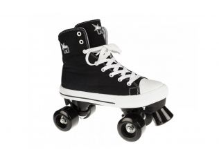 Role Rookie Canvas High Negre