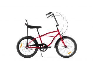 Bicicleta Pegas Strada Mini Rosu Bomboana