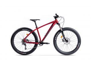Bicicleta Pegas Drumuri Grele Pro M Rosu Gema