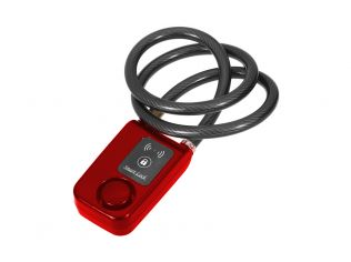 Resigilat Antifurt Smart Bluetooth Alarm Rosu