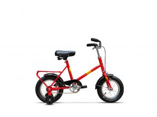 Bicicleta Pegas Soim Rosu Bomboana