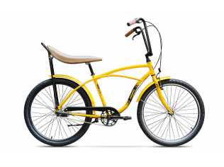 Bicicleta Pegas Strada 1 - Galben Stup