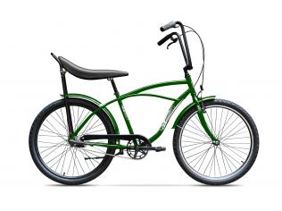 Bicicleta Pegas Strada 1 - Verde Smarald