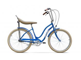 Bicicleta Pegas Strada 2 - Albastru Azur
