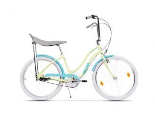 Bicicleta Pegas Strada 2 - Crem Inghetata (AL)