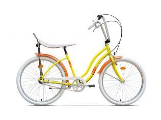 Bicicleta Pegas Strada 2 - Galben Floare (AL)