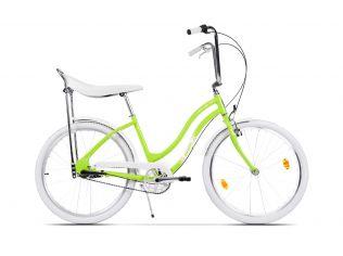 Bicicleta Pegas Strada 2 - Verde Neon (AL)