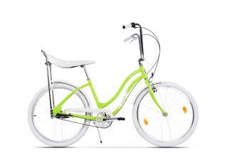 Bicicleta Pegas Strada 2 Verde Neon