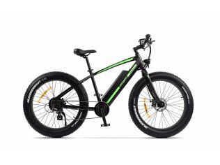 Bicicleta Pegas Suprem Dinamic E-Bike. Negru Mat