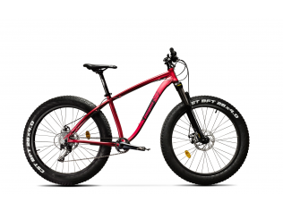 Bicicleta Pegas Suprem - Rosu Mat