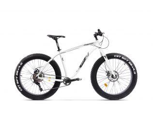 Bicicleta Pegas Suprem FX Alb Perlat