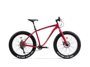 Bicicleta Pegas Suprem FX Rosu Mat