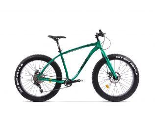 Bicicleta Pegas Suprem FX Verde Smarald