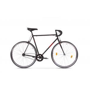 Bicicleta Pegas Clasic 2S Drop 24'' B Negru