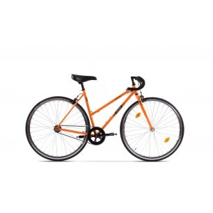Bicicleta Pegas Clasic 2S Drop 19.5'' F Portocaliu