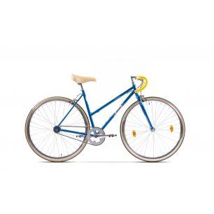 Resigilat Bicicleta Pegas Clasic 2S Drop 50cm F Bleu