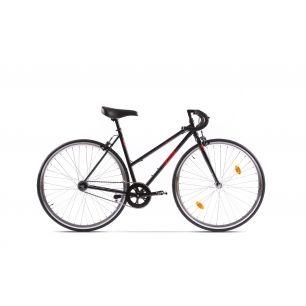 Resigilat Bicicleta Pegas Clasic 2S Drop 19.5'' F Negru
