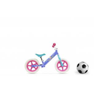 Bicicleta fara Pedale - Metal -Frozen